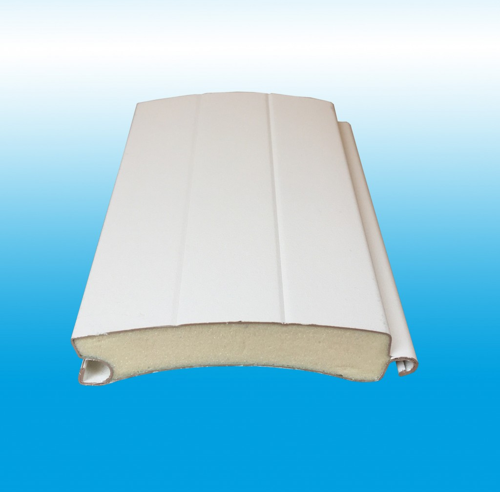 Insulated-Roller-Shutter-foam filled