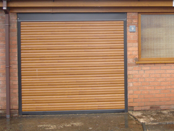 Compact Insulated Roller Doors