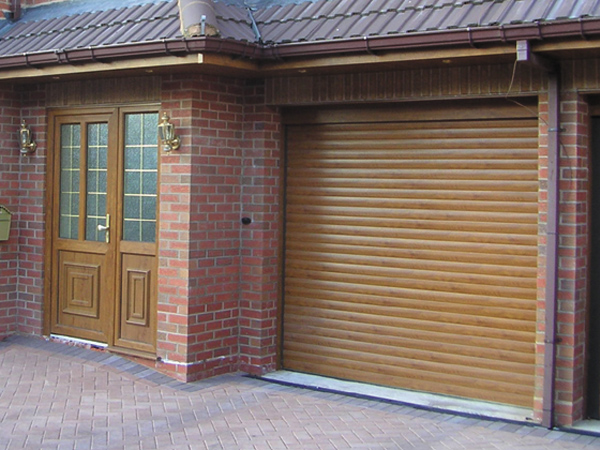 Insulated Roller Garage Doors