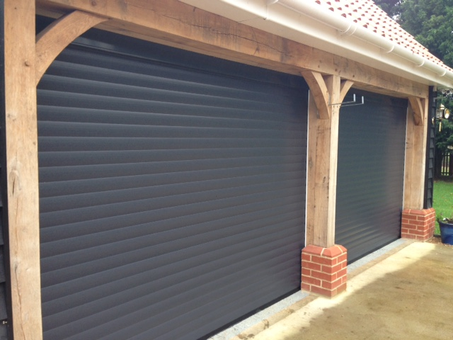 Insulated Roller Garage Doors